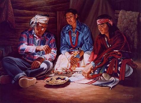 Navajo Customs